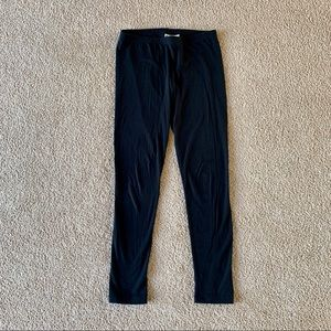 SO medium long black leggings